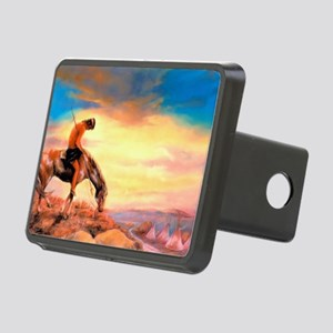 End of the Trail Rectangular Hitch Cover