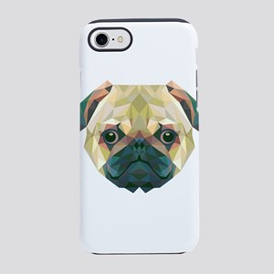 Pug iPhone 8/7 Tough Case