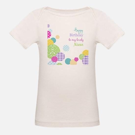 Happy Birthday Niece T-Shirt