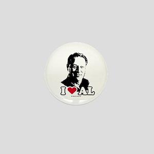 I Love Al Gore Mini Button