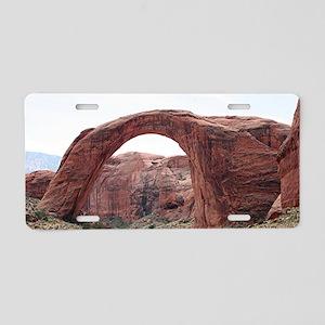 Rainbow Bridge, Utah ,USA 3 Aluminum License Plate