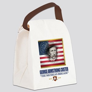 Custer (C2) Canvas Lunch Bag