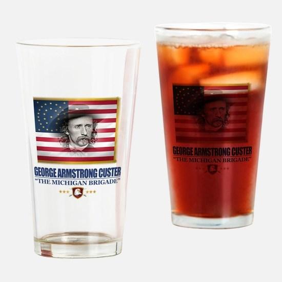 Custer (C2) Drinking Glass