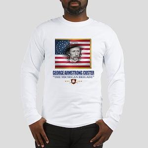 Custer (C2) Long Sleeve T-Shirt