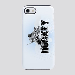 Hockey Player iPhone 8/7 Tough Case