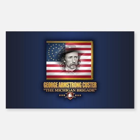 Custer (C2) Decal