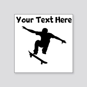 Skateboarder Sticker