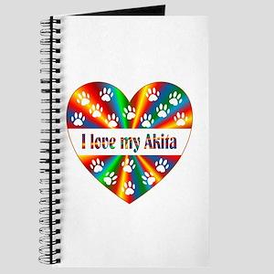 Akita Love Journal
