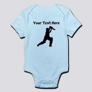 Cricket Player Body Suit