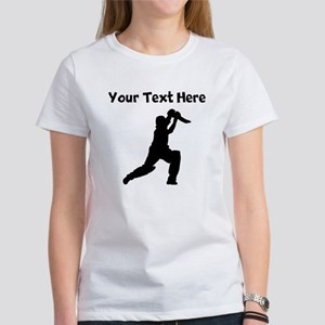 Cricket Player T-Shirt