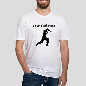 Cricket Player T-Shirt