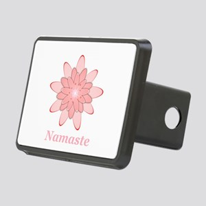 Nanaste Pink Lotus Hitch Cover