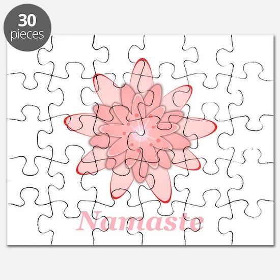 Nanaste Pink Lotus Puzzle