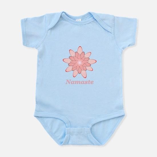 Nanaste Pink Lotus Body Suit
