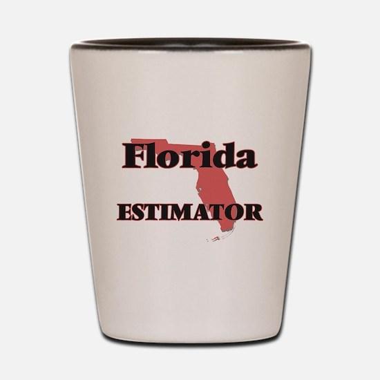 Florida Estimator Shot Glass