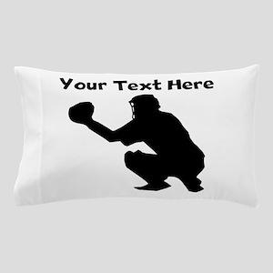 Baseball Catcher Pillow Case