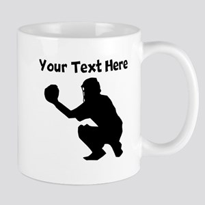 Baseball Catcher Mugs