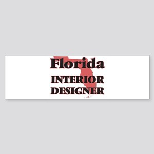 Florida Interior Designer Bumper Sticker