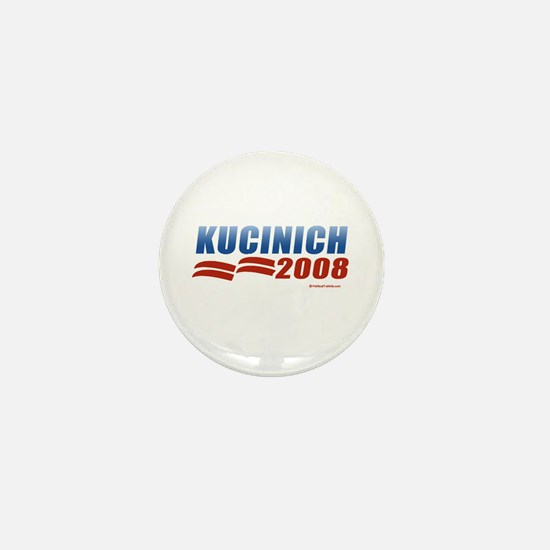 Kucinich 2008 Mini Button