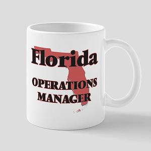Florida Operations Manager Mugs