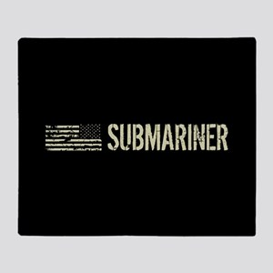 U.S. Navy: Submariner Throw Blanket