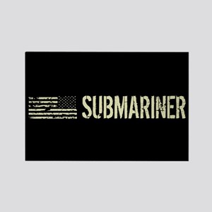 U.S. Navy: Submariner Rectangle Magnet