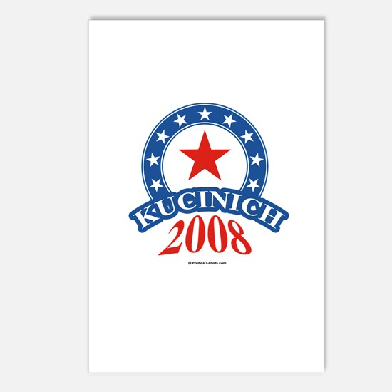 Kucinich 2008 Postcards (Package of 8)