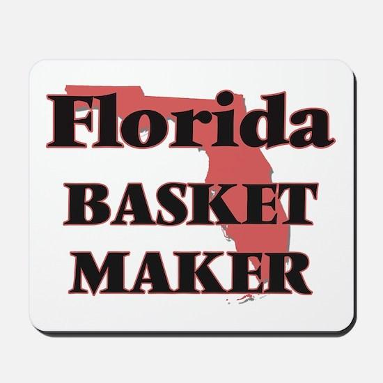 Florida Basket Maker Mousepad