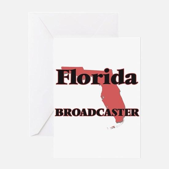 Florida Broadcaster Greeting Cards