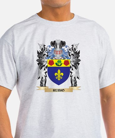 Rubio Coat of Arms - Family Crest T-Shirt