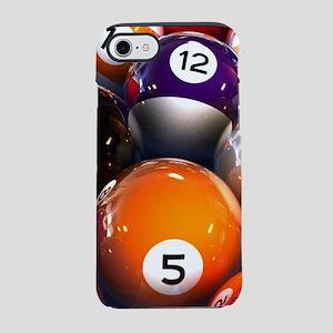Billiard Balls iPhone 8/7 Tough Case