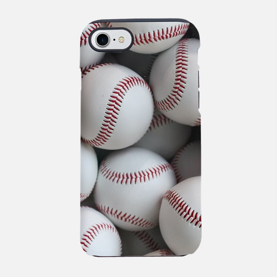 Baseball Balls iPhone 8/7 Tough Case