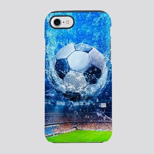 Ball Splash Over Stadium iPhone 8/7 Tough Case