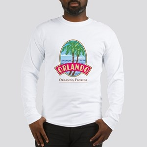 Classic Orlando - Long Sleeve T-Shirt