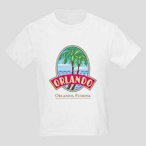 Classic Orlando - Kids Light T-Shirt