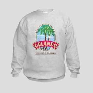 Classic Orlando - Kids Sweatshirt