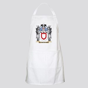 Rutherford Coat of Arms - Family Crest Apron