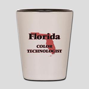 Florida Color Technologist Shot Glass