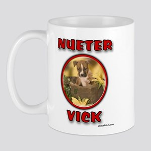 NUETER VICK Mug