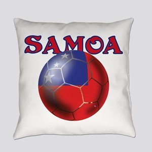 Samoa Football Everyday Pillow