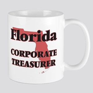 Florida Corporate Treasurer Mugs