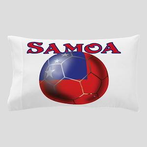 Samoa Football Pillow Case