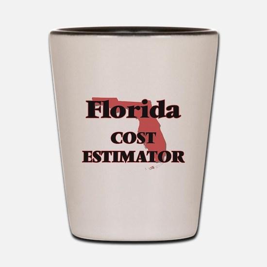 Florida Cost Estimator Shot Glass