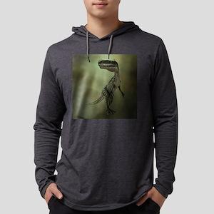 Dinosaur Monolophosaurus Long Sleeve T-Shirt