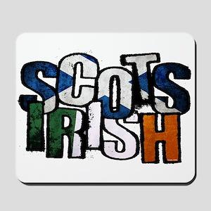 Scots Irish Mousepad