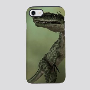 Dinosaur Monolophosaurus iPhone 8/7 Tough Case