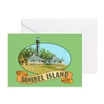 Sanibel Lighthouse - Greeting Cards (Pk of 10)