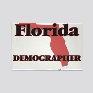 Florida Demographer Magnets