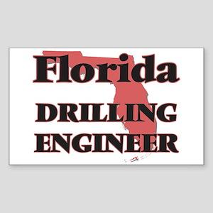 Florida Drilling Engineer Sticker