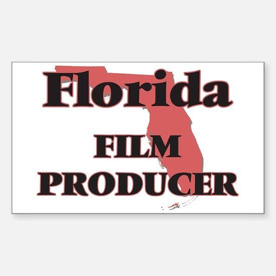 Florida Film Producer Decal